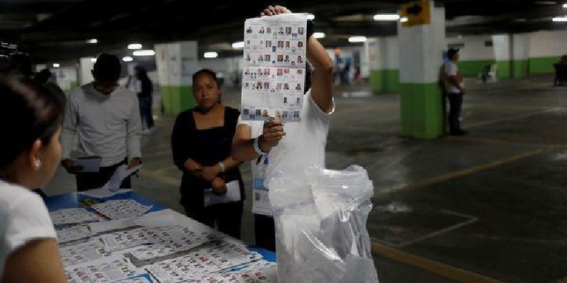guate 1 - elecciones a segunda vuelta con ventaja de la centroizquierda