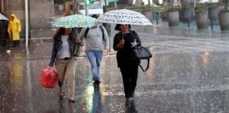Lluvias: No olvide su impermeable y paraguas, pronóstico de lluvias en CDMX