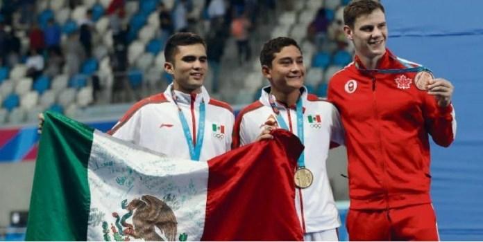 Mexicanos medallistas en Panamericanos de Lima 2019