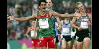 Oro para México, 1500 m planos, Villarreal