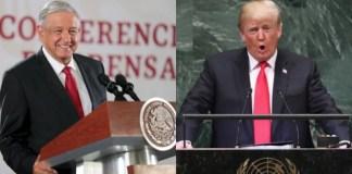 """""""Respeto mutuo"""", AMLO celebra coincidencia con Trump"""