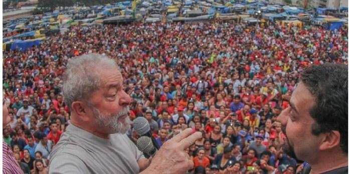 Lula dice que solución está en manos de pueblo brasileño
