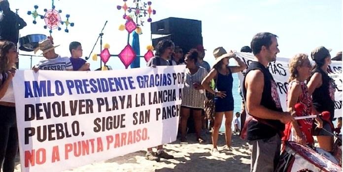Playas públicas: liberan otros 30 accesos en Bahía de Banderas, Nayarit