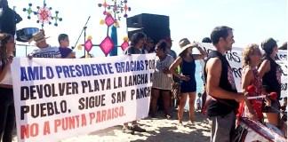 Playas mexicanas son públicas