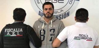Detienen a presidente municipal de Tehuacán por uso ilícito de facultades
