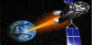 China, planta solar espacial