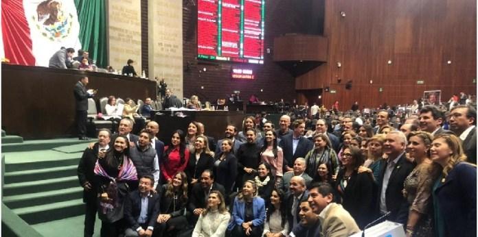 Diputados de oposición de derecha rechazaron recorte a partidos