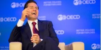 Peña Nieto último lugar en educación