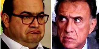 Veracruz: Yunes y Duarte, más desfalcos, ahora en salud