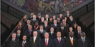 México asume presidencia de Celac