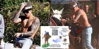Justin Bieber, enfermedad de Lyme