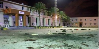 Trípoli ataque aéreo