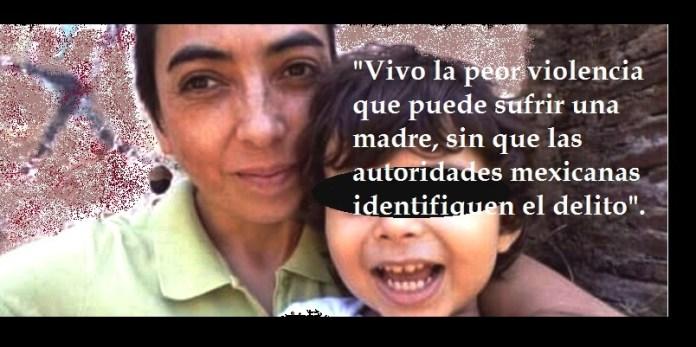 Leticia Servín clama justicia