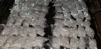 Sedena decomisa más de 8 millones de metanfetamina en BC