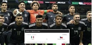 Futbol, suspenden juegos de México en EU