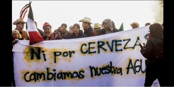Conagua reconoce gesta cívica mexicalense