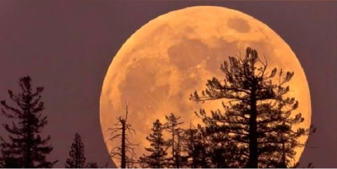 Marzo, dia 9 superluna, la primavera entra el dia 20, entérate