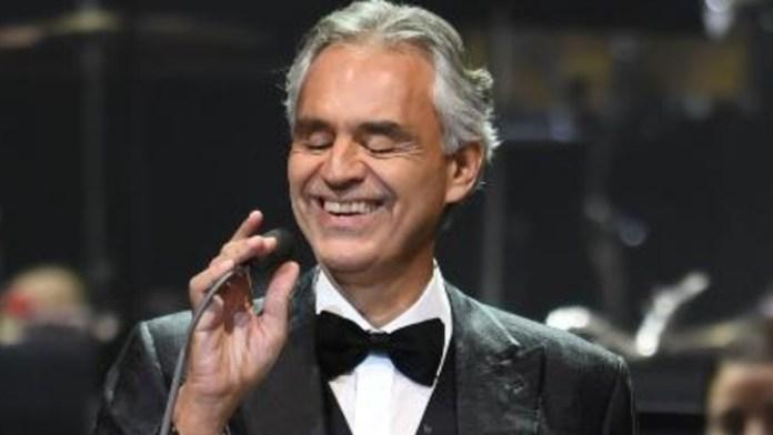 Andrea Bocelli ofrece concierto virtual desde la Catedral de Milán