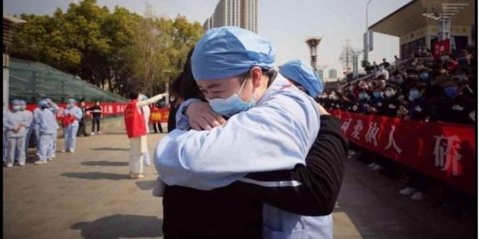 China, coronavirus en retirada