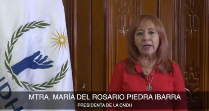 CNDH donará 100 millones de pesos para enfrentar epidemia por Covid