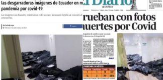Difunden foto falsa, usan imagen de Ecuador para provocar miedo