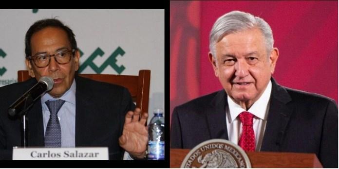 AMLO rechaza propuesta empresarial: deuda pública se hereda