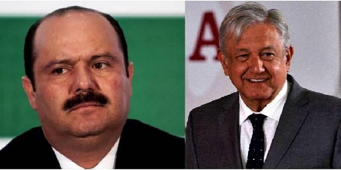 AMLO: hechas las gestiones para extraditar a César Duarte