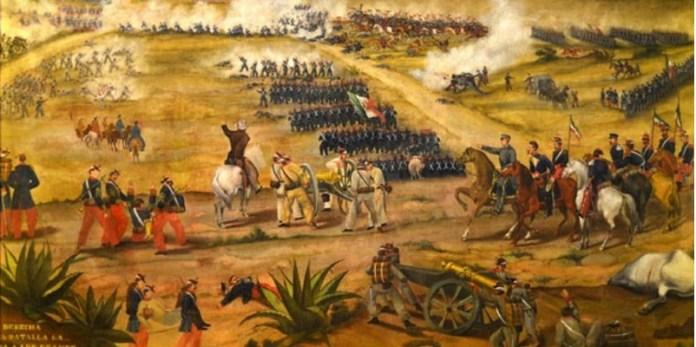 Crónica de la Batalla de Puebla
