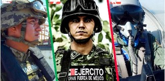 Fuerzas Armadas en apoyo a Seguridad Nacional
