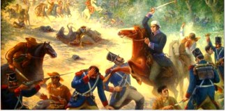Morelos rompe el sitio de Cuautla