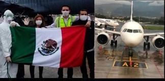 Repatriados a México
