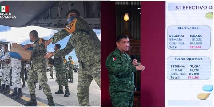Seguridad, despliegue nacional