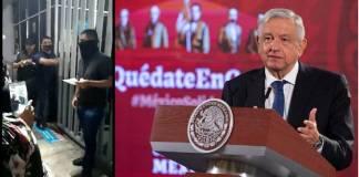 AMLO pide intervención de CNDH, caso Jalisco