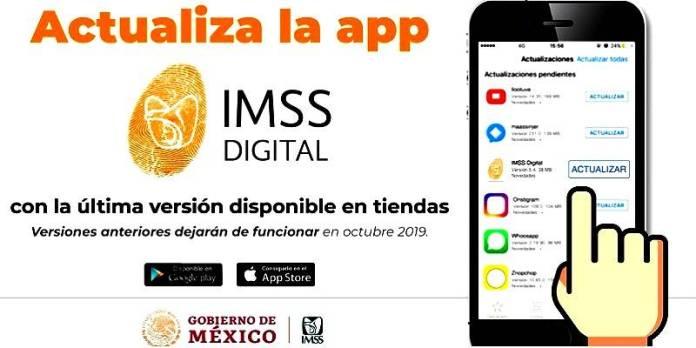 Plataforma IMSS digital