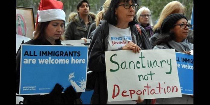 santuario - Corte protege a Dreamers, Trump arbitrario y caprichoso, la sentencia