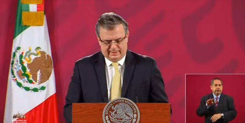 Emiratos Árabes Unidos manda a México donación de insumos médicos