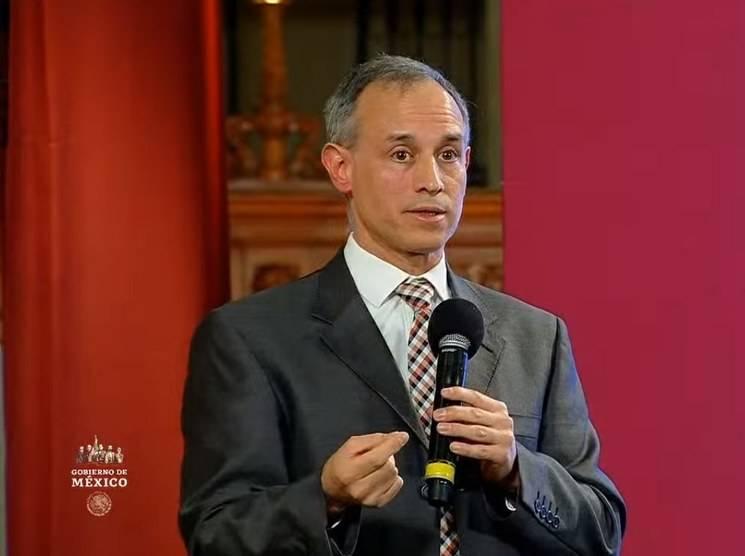 Reconoce López-Gatell PREOCUPACIÓN por DESCONFINAMIENTO acelerado ante Covid-19