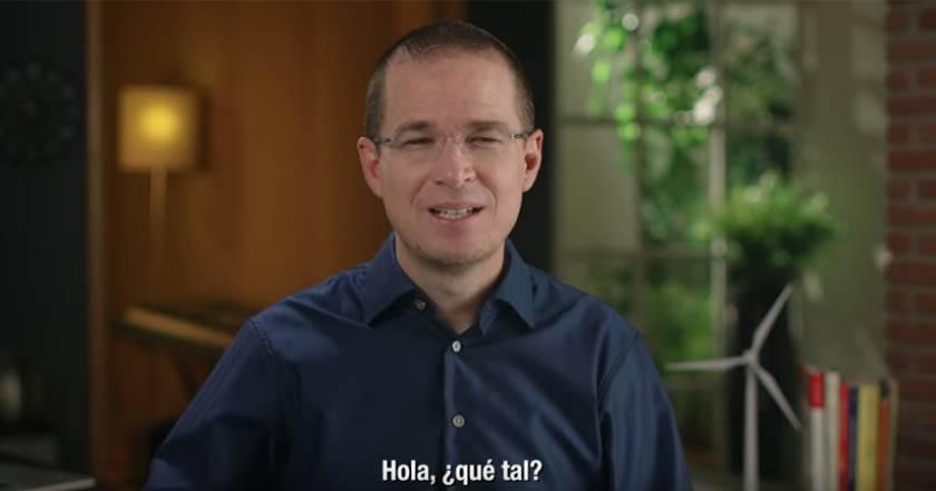 Ricardo Anaya se reactiva