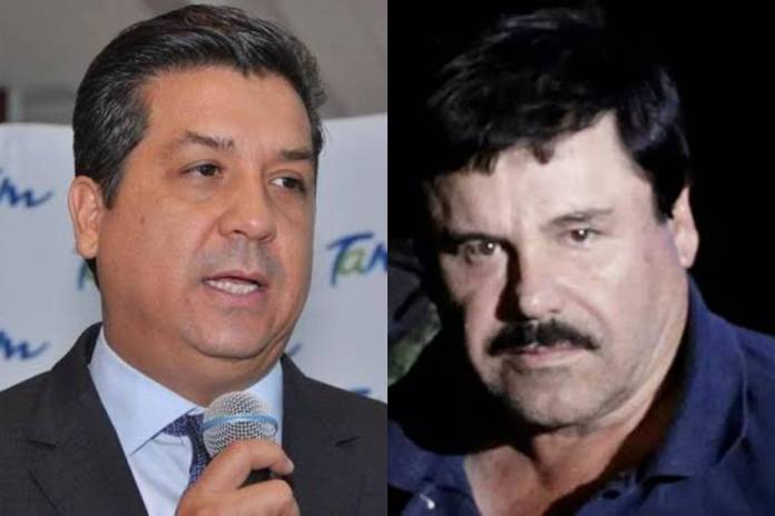 """Cabeza de Vaca sostuvo reuniones con Joaquín """"El Chapo"""" Guzmán: DEA"""