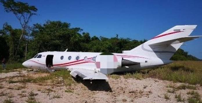 aeronave cocaina chiapas - Pilotos que aterrizaron aeronave con cocaína en Chiapas son vinculados a proceso