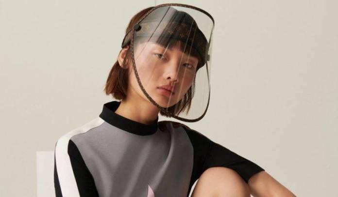 Louis Vuitton lanza máscara de 'lujo' protectora contra el Covid-19