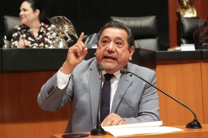 M5TACYQYAFEYROIEG455S3MEVI - Félix Salgado Macedonio será el candidato de Morena para la gubernatura de Guerrero