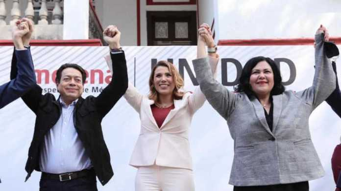 Marina Pilar será la candidata de Morena a la gubernatura de BC