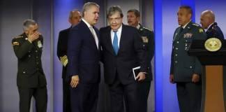 Muere por covid-19 ministro de defensa colombiano Carlos Holmes Trujillo