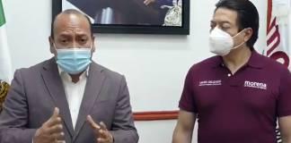 Por alianza con PRI y PAN, Julio César Moreno deja el PRD y va a Morena