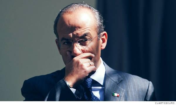 calderon - Calderón mintió, prometió que privatizando las cárceles mejorarían las condiciones