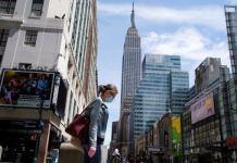 Nueva York se queda sin vacunas contra la Covid-19