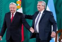 Este es el México de AMLO; el país es otro a la vista del mundo: Alberto Fernández