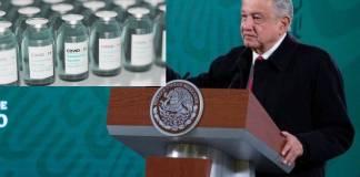 AMLO llevará a la ONU su protesta por acaparamiento de vacunas