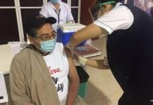 Llega a asilos y domicilios la vacuna contra Covid